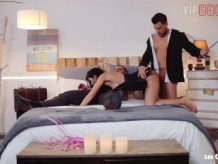 VIPSEXVAULT - Kinky Couple intercambia a sus novias